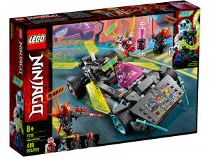 LEGO NINJAGO LA MACCHINA - TUNER DEI NINJA 71710
