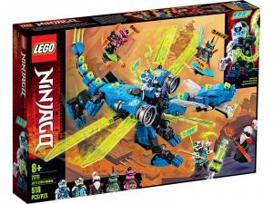 LEGO NINJAGO IL CYBER-DRAGONE DI JAY 71711