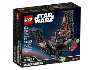 LEGO STAR WARS MICROFIGHTER SHUTTLE DI KYLO REN 75264
