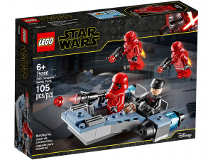 LEGO STAR WARS BATTLE PACK SITH TROOPERS 75266