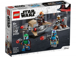 LEGO STAR WARS BATTLE PACK MANDALORIAN 75267