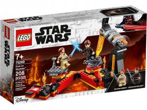LEGO STAR WARS DUELLO SU MUSTAFAR 75269