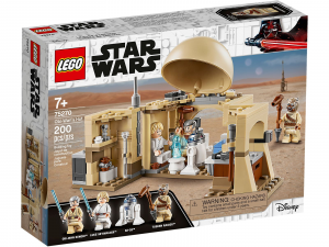 LEGO STAR WARS RIFUGIO DI OBI-WAN 75270