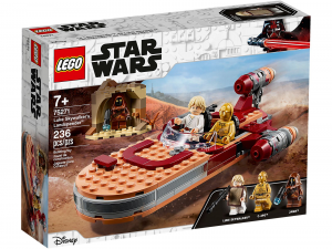 LEGO STAR WARS LANDSPEEDER DI LUKE SKYWALKER 75271