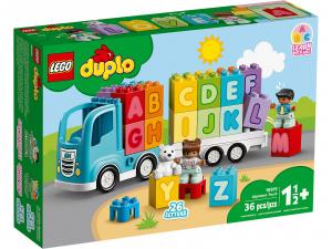 LEGO DUPLO CAMION DELL'ALFABETO 10915