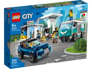 LEGO CITY STAZIONE DI SERVIZIO 60257
