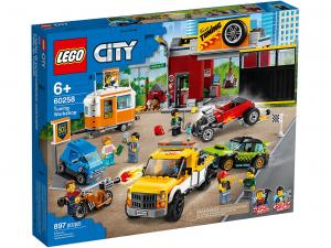LEGO CITY AUTOFFICINA 60258