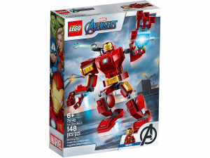 LEGO SUPER HEROES MARVEL MECH IRON MAN 76140