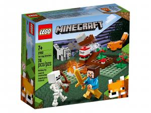 LEGO MINECRAFT AVVENTURA NELLA TAIGA 21162