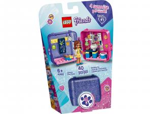 LEGO FRIENDS IL CUBO DELL'AMICIZIA DI OLIVIA 41402
