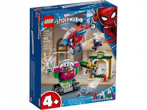 LEGO SUPER HEROES SPIDERMAN LA MINACCIA DI MYSTERIO 76149