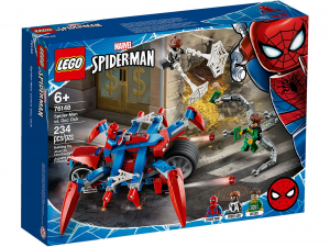 LEGO SUPER HEROES SPIDERMAN SPIDER-MAN VS. DOC OCK 76148