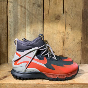 NIKE TERRA SERTIG BOOT ANTRACITE/RED DRAGON