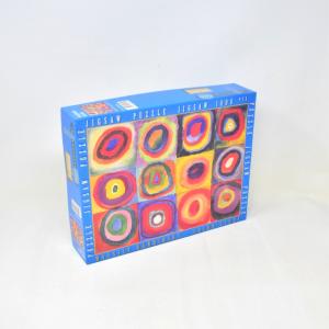 Puzzle 1000 Pezzi Impronteedizioni