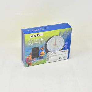 Altimetro-barometro Meteo&gift