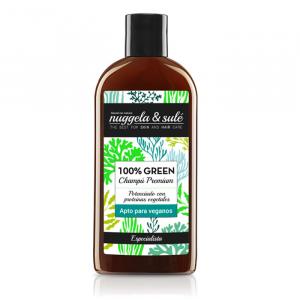 Nuggela e blu al 100% Verde Shampoo Adatto vegani 250ml