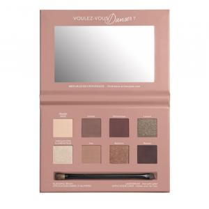 Bourjois Palette Yeux 4 En 1 Eyeshadow 01 Place De L'opéra Rose Nude Edition