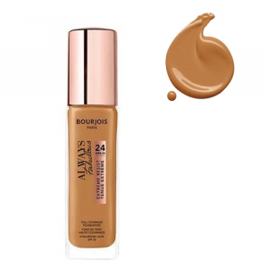 Bourjois Always Fabulous Foundation 24H Spf20 510 Caramel Gold  30ml