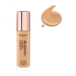 Bourjois Always Fabulous Foundation 24H Spf20 125 Ivory  30ml