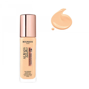 Bourjois Always Fabulous Foundation 24H Spf20 120 Claer Ivory 30ml