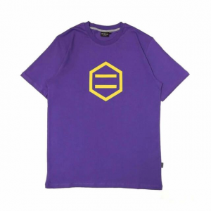 T-Shirt Dolly Noire Logo Purple