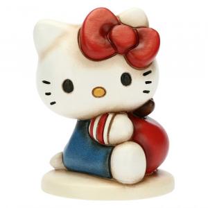Hello Kitty con mela piccola