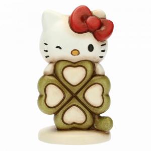 Hello Kitty con quadrifoglio Thun