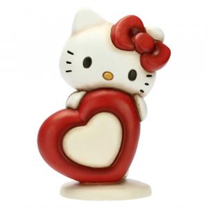 Hello Kitty con cuore grande Thun