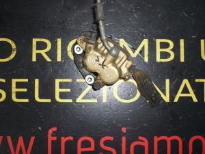 PINZA FRENO ANTERIORE SINISTRA USATA PER GILERA NEXUS 500 CC ANNO 2005