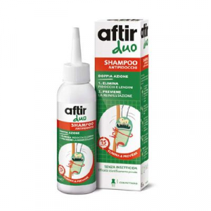 Aftir Duo Shampoo 2 in 1