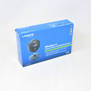 Videocamera LINKSYS Cisco WVC54GCA