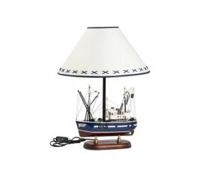 Lampada con barca