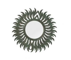 specchio sole verde