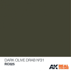Dark Olive Drab No. 31