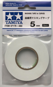 Masking Tape for Curves 5mm