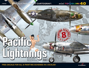 P-38 LIGHTNINGS PACIFIC