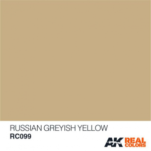 Russian Greyish Yellow