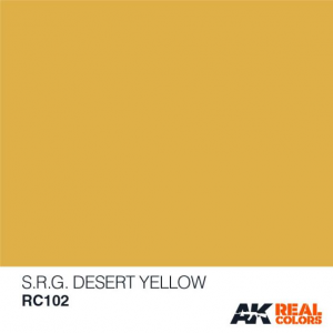 Syrian Republican Guard Desert Yellow