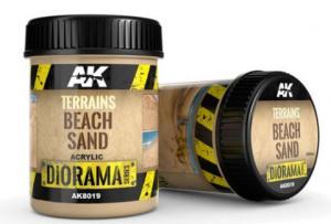 Terrains Beach Sand