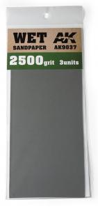 WET SANDPAPER 2500