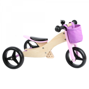 Triciclo Trike 2 in 1 Rosa