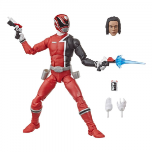 Power Rangers Lightning Collection: S.P.D. Red Ranger