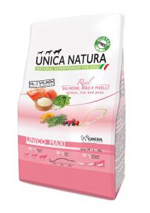 Salmone, Riso e Piselli - UNICO MAXI