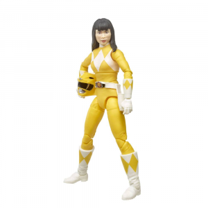Power Rangers Lightning Collection: - Mighty Morphin Yellow Ranger