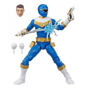 Power Rangers Lightning Collection: - Zeo Blue Ranger