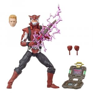 Power Rangers Lightning Collection: - Beast Morphers Cybervillain Blaze