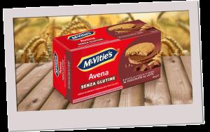 Biscotti ai fiocchi d'avena al cioccolato al latte, senza glutine