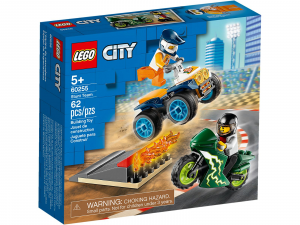 LEGO CITY TEAM ACROBATICO 60255