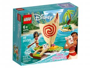 LEGO PRINCESS AVVENTURA SULL'OCEANO DI VAIANA 43170
