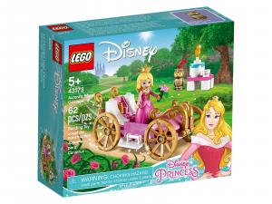 LEGO PRINCESS LA CARROZZA REALE DI AURORA 43173